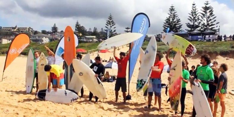 Vídeo STB Student Surfing Festival 2012
