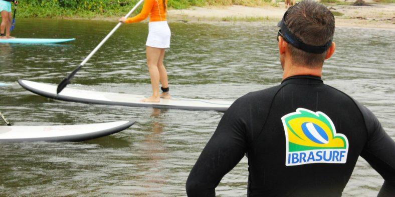 18º Curso de Formação e Atualização de Instrutores de Surf e SUP