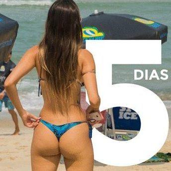 Regressiva em 5, 4, 3, 2, 1… #PartiuItamambuca