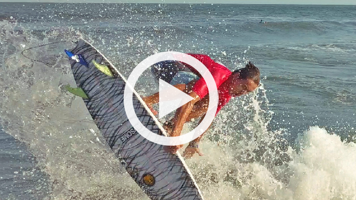 Vídeo: 19o Circuito Paulista Universitário de Surf 2017 (Itamambuca)