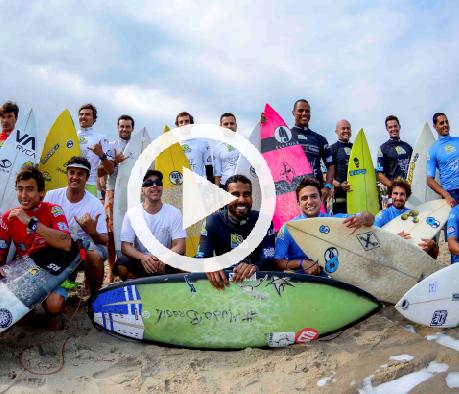 Vídeo: 18º Circuito Universitário de Surf – (1a Etapa) – Maresias