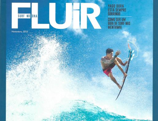 Revista Fluir – Publi Editorial Carioca Universitário de Surf 2015
