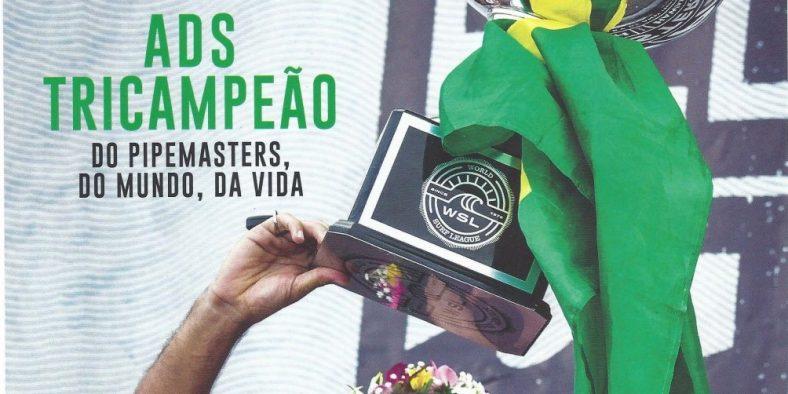 Revista Fluir – Publi editorial Festival Brasileiro Universitário de Surf 2015