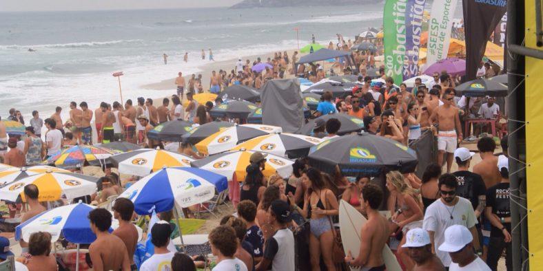 Tá chegando o maior Circuito Universitário de Surf do planeta!
