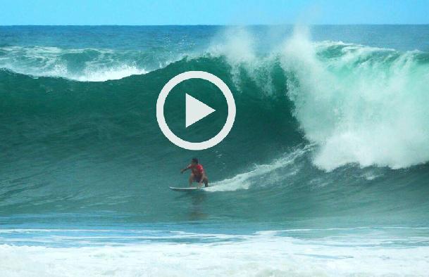 Vídeo: 18º Circuito Universitário de Surf – (2a Etapa) – Itamambuca