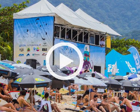 Melhores Momentos – Festival Brasileiro Universitário de Surf 2016