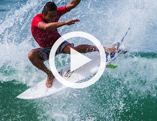 Vídeo – Festival Brasileiro Universitário de Surf 2016