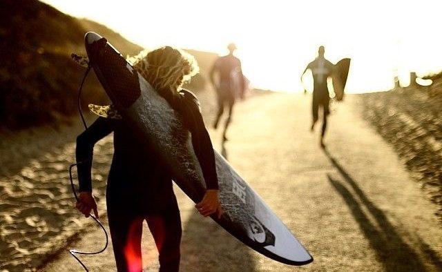 Dia internacional do Surf 2017!
