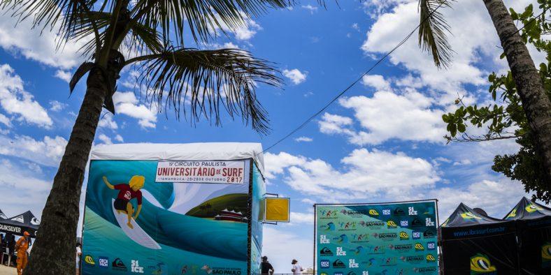 Circuito Universitário comemora 19 anos com muito surf em Ubatuba