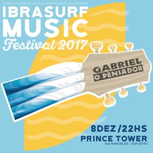 Vem aí a melhor surf party do ano – IBRASURF MUSIC FESTIVAL
