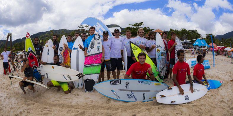 Festival Brasileiro Universitário celebra os 20 anos do Ibrasurf em Maresias
