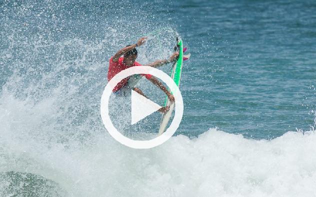 Vídeo: Festival Brasileiro Universitário de Surf 2017 – Maresias