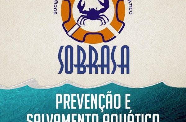Sobrasa ministra curso de prevenção e salvamento aquático em Ubatuba