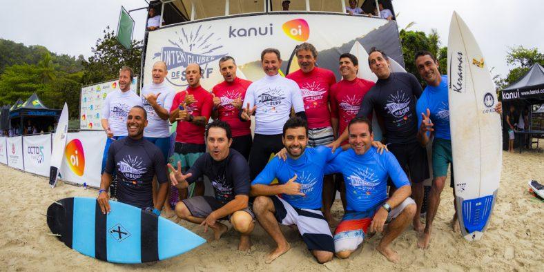 1º Interclubes de Surf marca o início de uma história na praia da Baleia