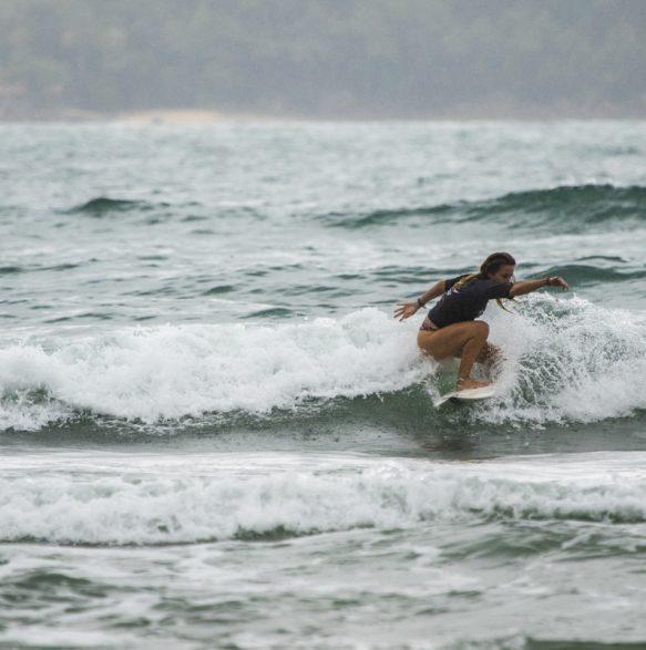 1º INTERCLUBES DE SURF Foto: Márcio Rovai