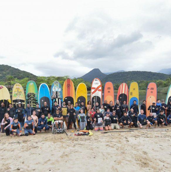 20o Curso de Instrutores de SURF e SUP - Foto Henrique Tricca