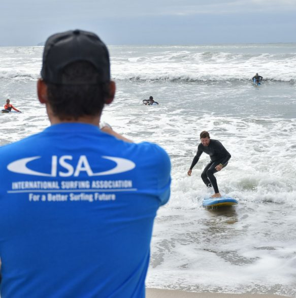 ISA Level 1 Surf Instructor - Foto: Henrique Tricca