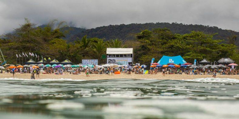 Circuito Paulista Universitário de Surf tem final na Praia de Maresias no sábado e domingo e comemoração dos 20 anos de história na categoria