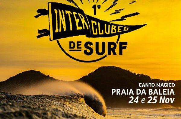 ÚLTIMA CHAMADA PARA O 1º INTERCLUBES DE SURF