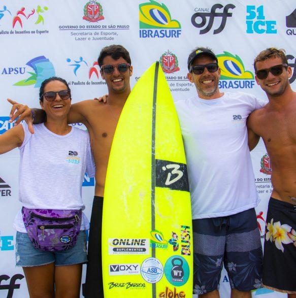 Circuito Universitário de Surf - 2a etapa