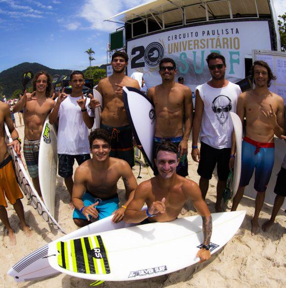 2ª Etapa Universitário de Surf + Festival Universitário de Surf 2018