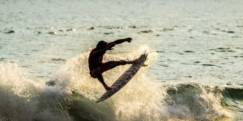 Vídeo: Festival Brasileiro Universitário de Surf 2018