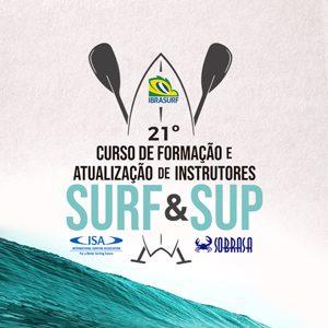 Curso para Instrutores de Surf e SUP já tem data marcada em Ubatuba-SP