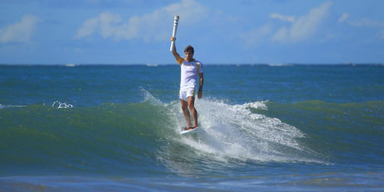 Surf nas olimpíadas – portas abertas para oportunidades!