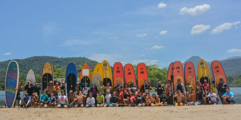 O verdadeiro espírito SURF