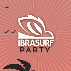 Clima de praia na Ibrasurf Party 2019!